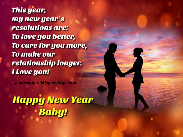 new year greetings for girlfriend new year greeting card messages for girlfriend