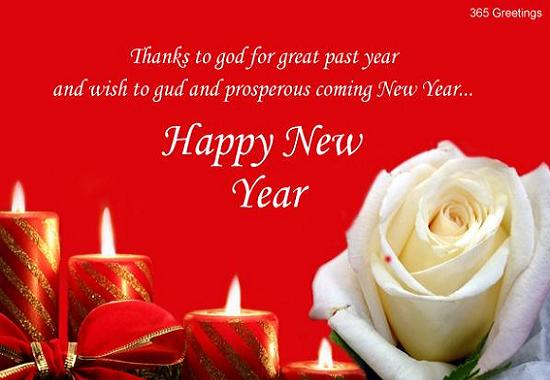 romantic new year messages wishes for girlfriend