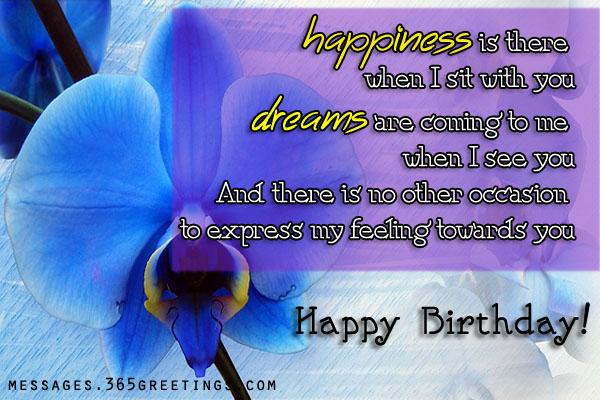 Birthday Wishes for Boyfriend 365greetings – Islamic Birthday Greetings