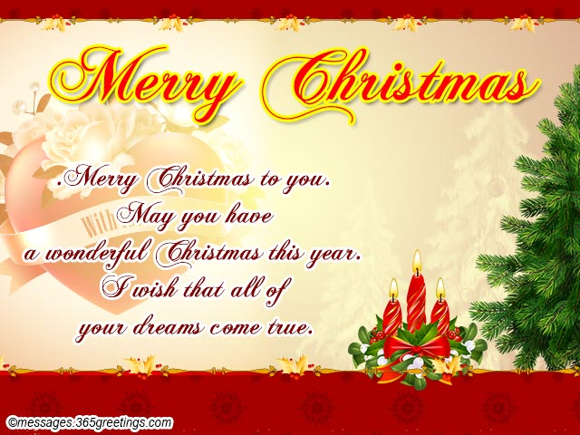 Christmas messages for wife 365greetings romantic christmas greetings for wife m4hsunfo