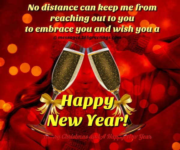 New Year Wishes Messages And New Year Greetings 40greetings Classy Happy New Year Image Quotes