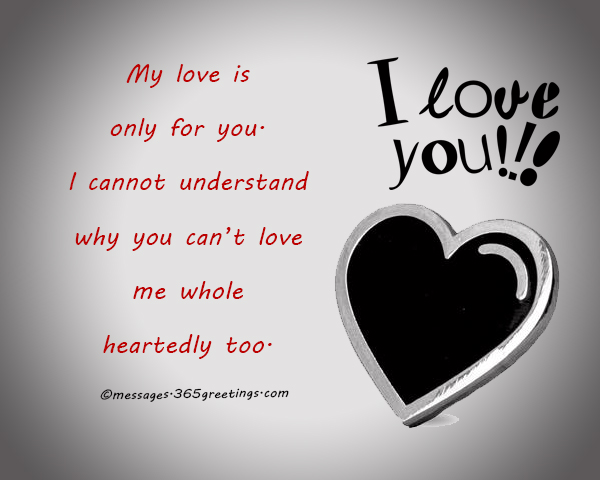 Sad Love Messages Sad Love Quotes And Sad Love Words 365greetingscom