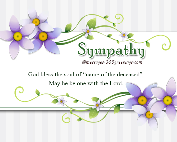 Sample sympathy messages 365greetings sample sympathy messages thecheapjerseys Images