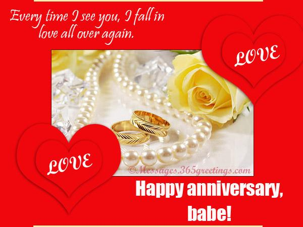 Sweet Anniversary Messages For Girlfriend
