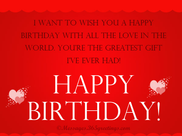 Birthday wishes for boyfriend 365greetings sweet birthday greeting for boyfriend m4hsunfo