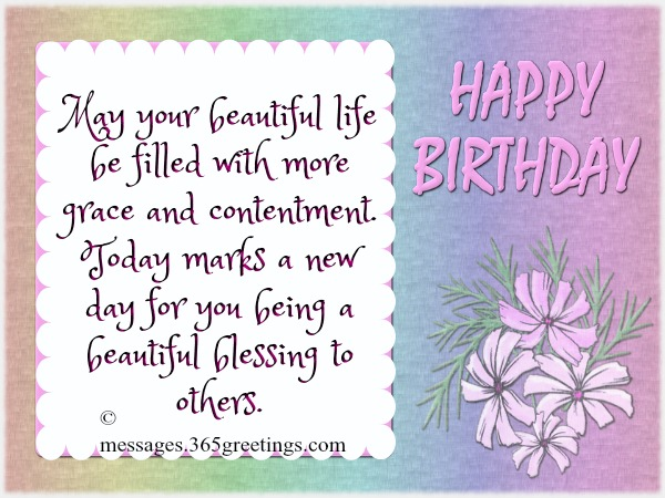 Birthday wishes for girlfriend 365greetings short and sweet birthday messages m4hsunfo Image collections