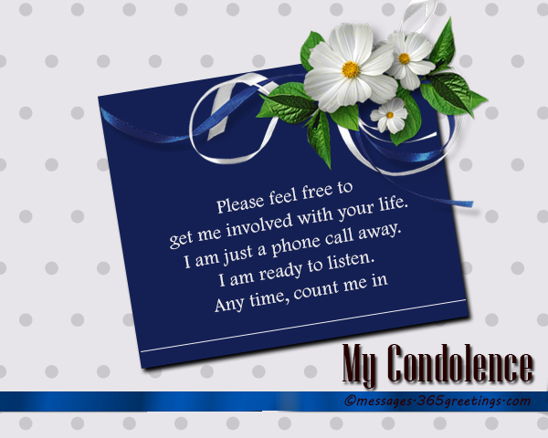 sympathy messages and wishes 365greetingscom