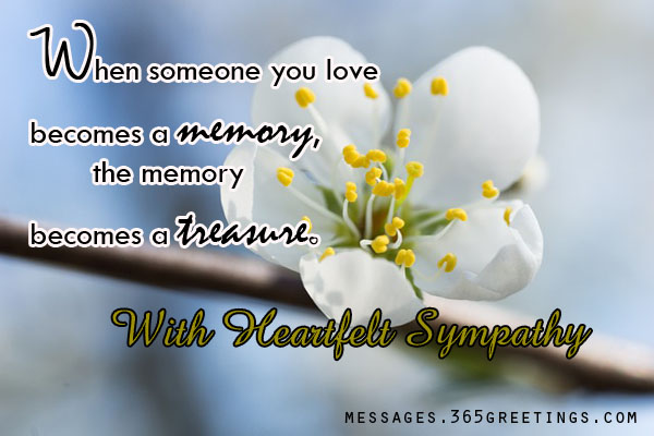 Sympathy Messages Wishes And Sympathy Quotes  GreetingsCom