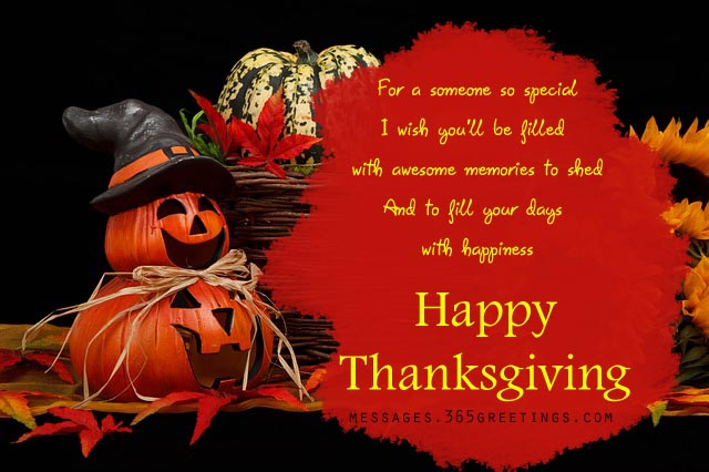 Thanksgiving messages greetings quotes and wishes 365greetings happy thanksgiving quotes m4hsunfo