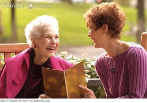 A mother and daughter bond is forever. It knows no age, no time. This New Years, let your mother know how much she means to you!