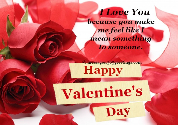 Valentines Day Messages for Boyfriend and Husband 365greetings – Great Valentines Day Card Messages