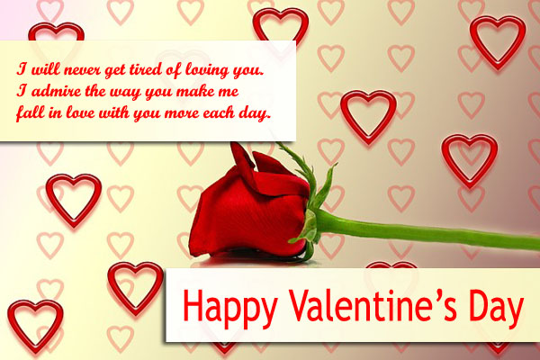Valentines Day Quotes For Girlfriend Inspiration Valentines Day Messages For Girlfriend And Wife  365Greetings