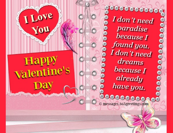 Valentines Day Messages Wishes And Valentines Day Quotes Beauteous Happy Valentines Day Quotes For My Husband