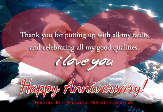 Anniversary messages for wife 365greetings wife wedding anniversary messages m4hsunfo