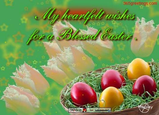 Easter wishes greetings 365greetings easter m4hsunfo