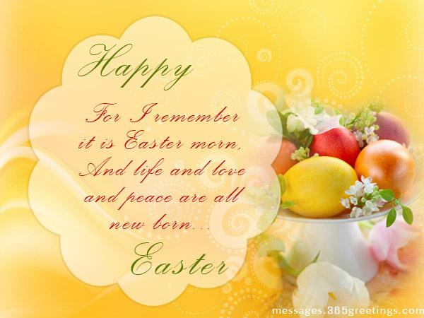 Easter greetings messages 365greetings easter greetings messages m4hsunfo
