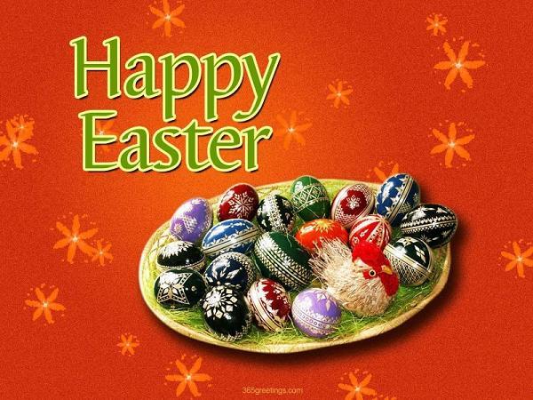 Christian Easter Greetings