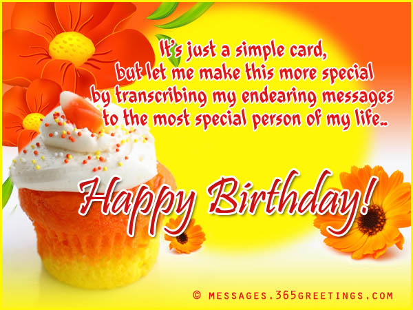 Birthday Card Messages Wishes 365greetings