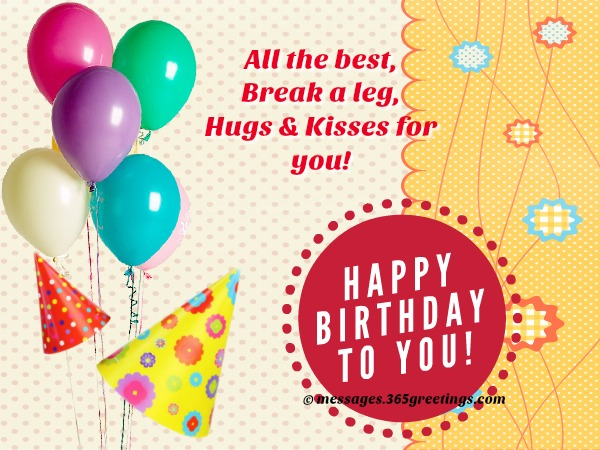 Happy Birthday SMS Birthday Wishes SMS 365greetings – Birthday Text Greetings