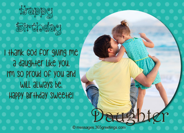 Birthday Wishes for Daughter - 365greetings.com