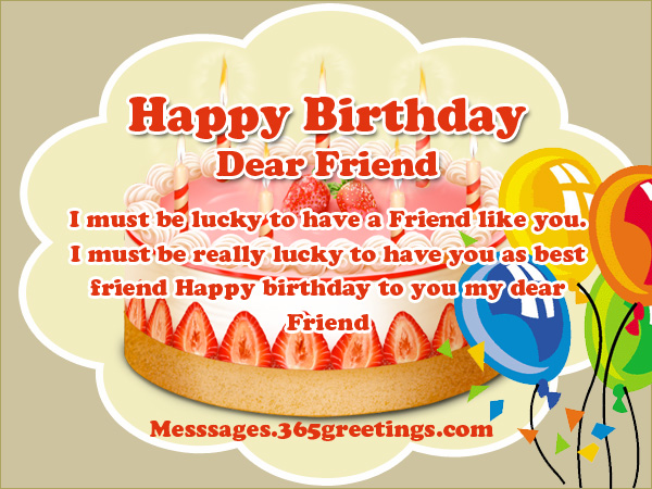 happy birthday wishes for friends 365greetingscom