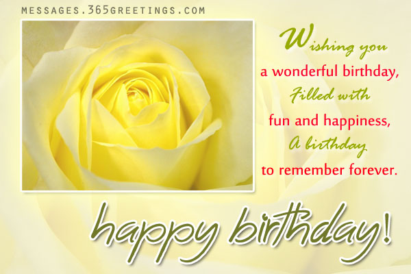 Birthday wishes greetings 365greetings birthday wishes greetings thecheapjerseys Choice Image