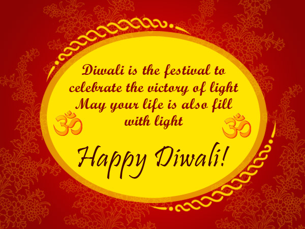 Diwali greetings and card messages 365greetings diwali messages m4hsunfo