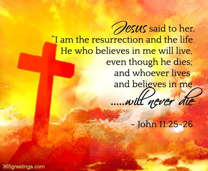 Christian Easter Quotes Bible Verses About Easter  365Greetings