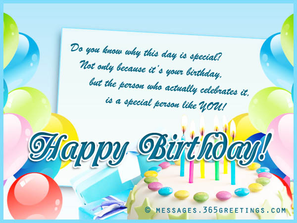 birthday card messages, wishes and birthday card wordings, Birthday card