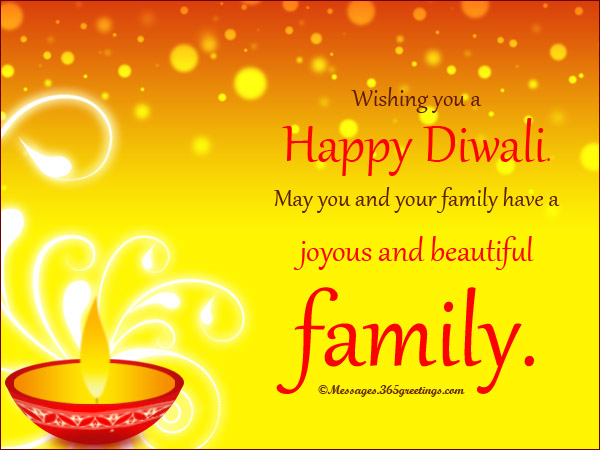 Diwali greetings and card messages 365greetings happy diwali card wishes m4hsunfo