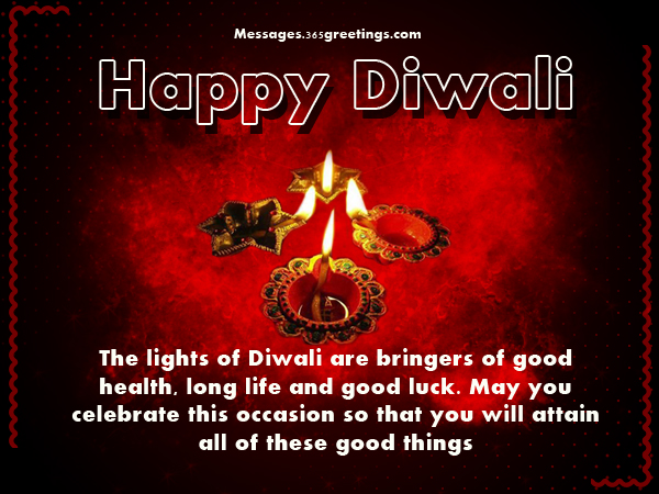 Diwali Messages for Friends