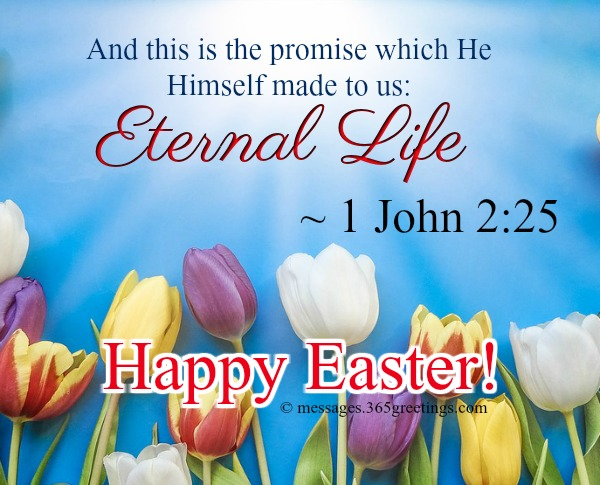 Bible Verses About Easter 365greetingscom