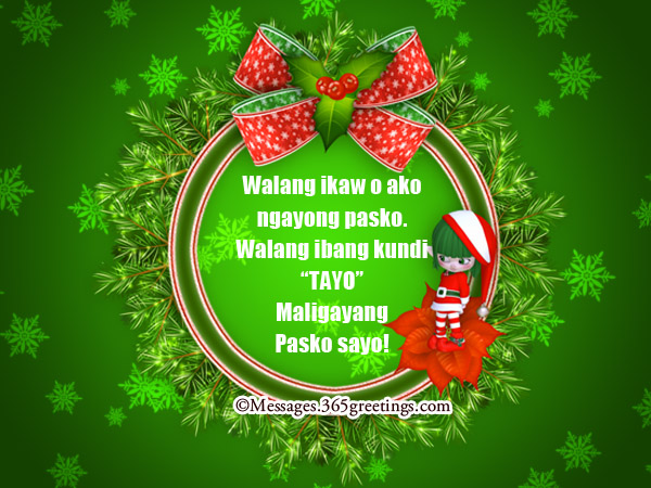 Perfect Tagalog Christmas Greetings For A Friend