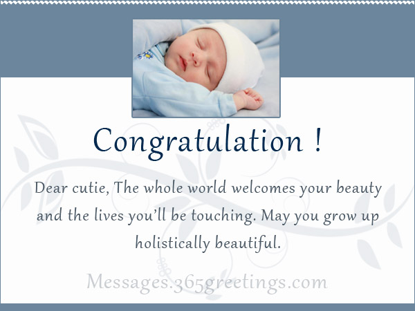 new-baby-card-messages