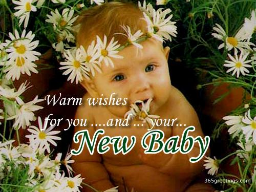 New Baby Wishes And Messages - 365greetings com