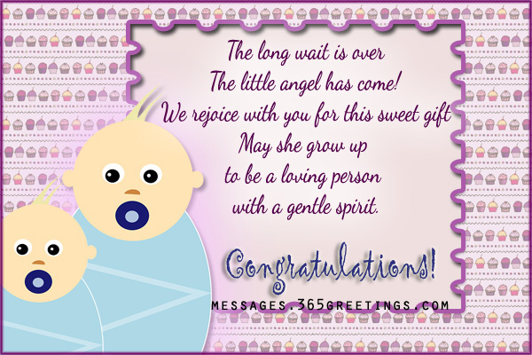 New baby wishes and messages 365greetings new baby wishes m4hsunfo