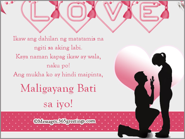 Tagalog birthday messages for boyfriend 365greetings romantic birthday wishes for boyfriend tagalog birthday greetings for him m4hsunfo