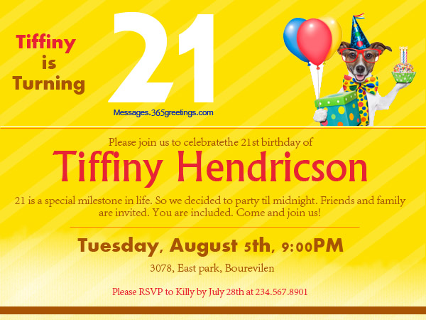 21st-birthday-invitations-messages