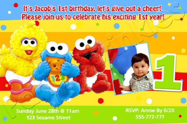 first birthday invitation 365greetingscom