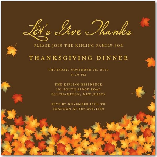 Thanksgiving-Party-Invitation