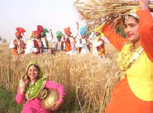 essay on baisakhi festival