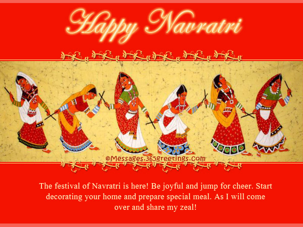 best-navratri-messages