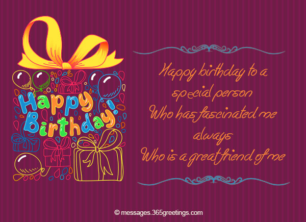 Birthday wishes for someone special 365greetings birthday wishes for someone special m4hsunfo
