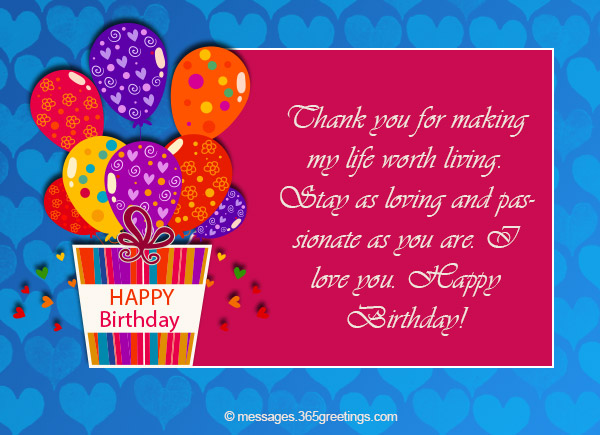 Birthday Wishes for Someone Special 365greetings – Birthday Card for Someone Special