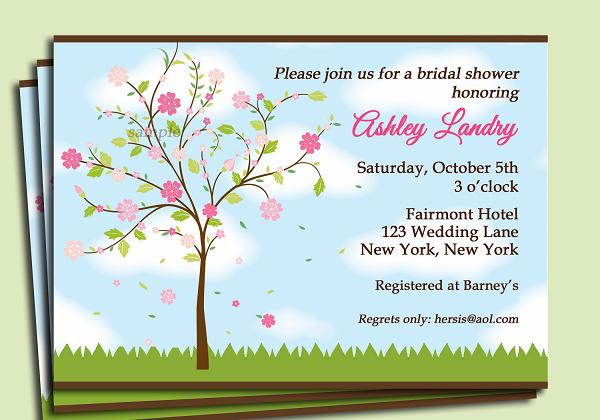 bridal shower invitation wording 365greetings com