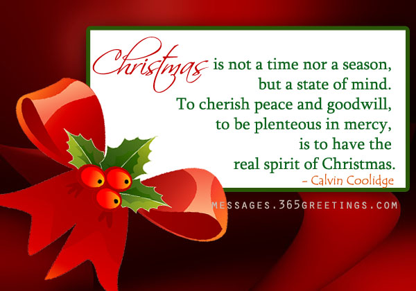 christmas greetings wording