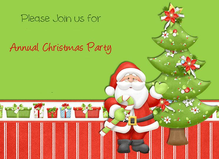 christmas party invitation wording  messages greetings and wishes, invitation samples
