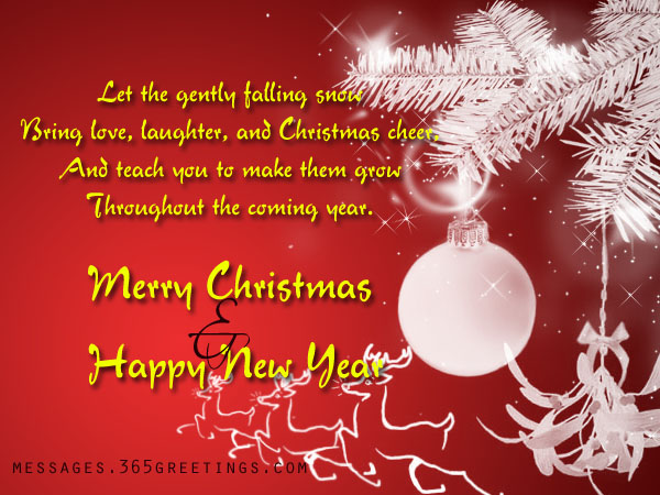 Top 100 christmas messages wishes and greetings 365greetings christmas messages m4hsunfo