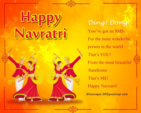 Navratri Wishes Navratri Messages Navratri Greetings And