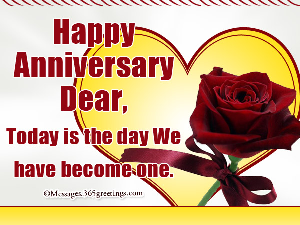 Marriage Anniversary Sms 365greetingscom